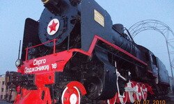 Trans-Siberian Railway Tour From Moscow to Vladivostok in 17 days.